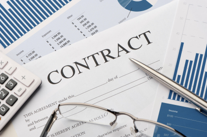 Contract Containing Unlawful Interest Rate Charges