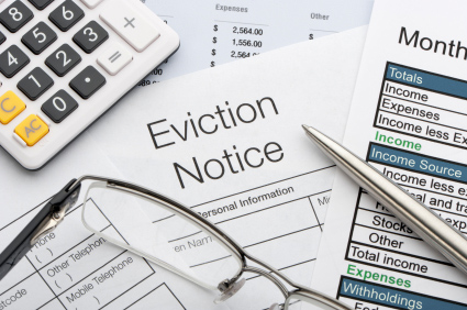 Notice of Eviction For Non-Payment Document