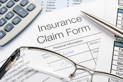 Insurance Claim Form Document