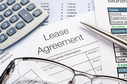 Lease Agreement With Guarantors as Co-Signers